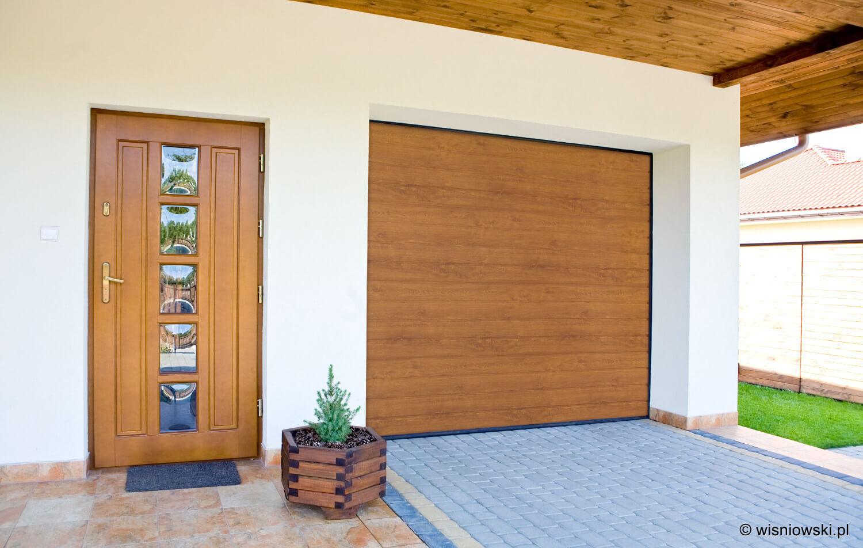 Bramy garażowe – bezpieczeństwo i komfort użytkowania